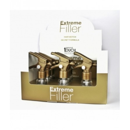 Personal Touch Extreme Filer Collagen Hair Botox 10ml  Ботокс за коса с колаген и морски водорасли 10мл