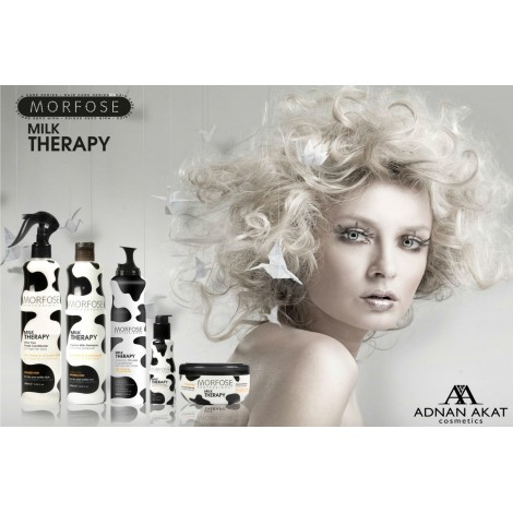 Двуфазен балсам за коса с млечни протеини Morfose Milk Therapy Milky Two Phase Conditioner 400мл