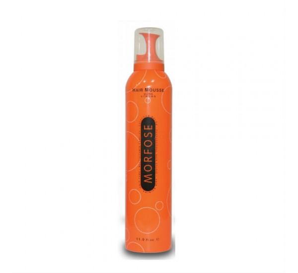 Morfose Hair Mousse Ultra Strong Пяна за коса с ултара силна фиксация 350мл.