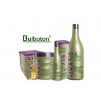 Ефикасно лечение на интензивния косопад с професионалните италиански продукти BES SILKAT BULBOTON