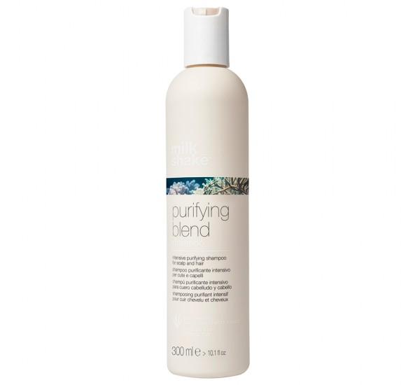 milk shake Purifying Blend Shampoo Интензивно пoчистващ шампоан за скалп и коса  300ml