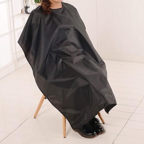 Многократна пелерина за боядисване и постригване - черен цвят