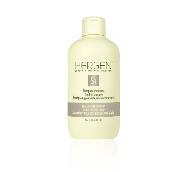 Bes S1 Dandruff Shampoo Професионален шампоан против пърхот за коса 400мл