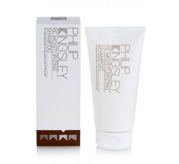 Philip Kingsley Re-Moisturizing Shampoo Шампоан за гъста, плътна и непокорна коса 75ml