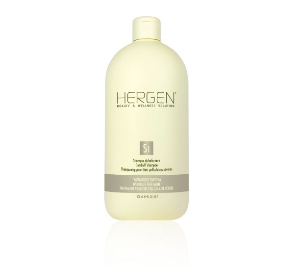 Bes S1 Dandruff Shampoo Професионален шампоан против пърхот за коса 1000мл