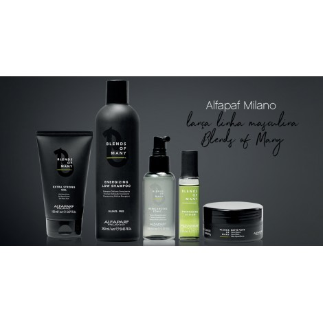 Alfaparf Blends Of Many Extra Strong Gel Супер силен гел за коса 150 мл.