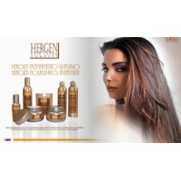 BES Hergen Професионална серия от продукти за коса за лечение на склапа