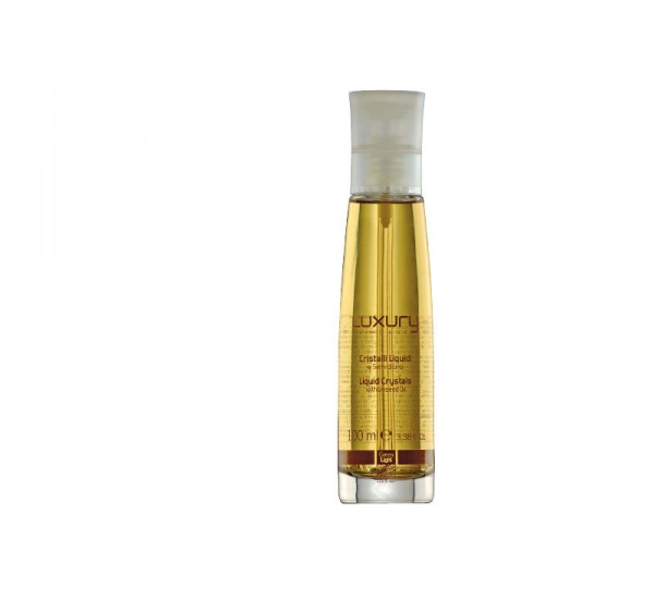 Кристали за коса с ленено семе LUXURY HAIRCARE LIQUID CRYSTALS 100мл
