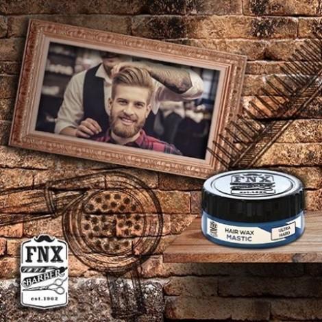 Fonex FNX Barber Mastic WAX Професионална Бръснарска вакса за коса с ултра силна фиксация 150мл.