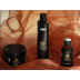 Арганова терапия за коса Saphir Oro del Marocco - Арганово олио 100мл +Арагнова маска 200мл + Арганов шампоан 250мл