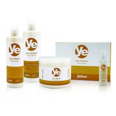 Alfaparf Ye Liss Therapy Lotion Заглаждащ лосион за права коса 6X13ml