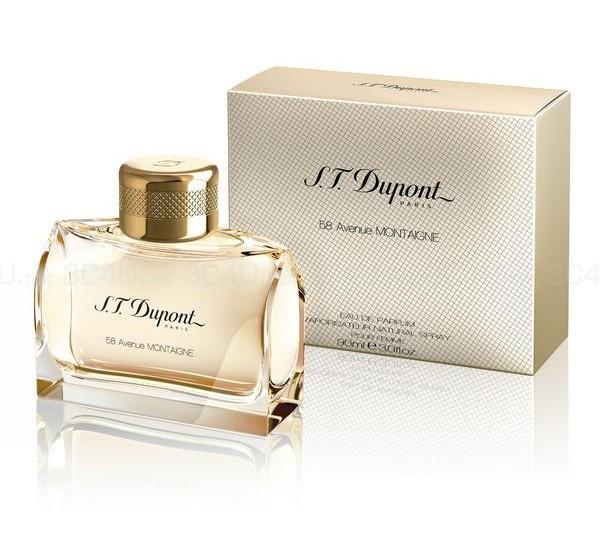 58 Avenue Montaigne pour Femme S.T. Dupont parfume 100ml Тестерна опаковка
