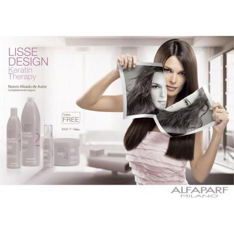 ALFAPARF Lisse Design Keratin Maitenance Поддържащ балсам след Кератинова терапия 250ml