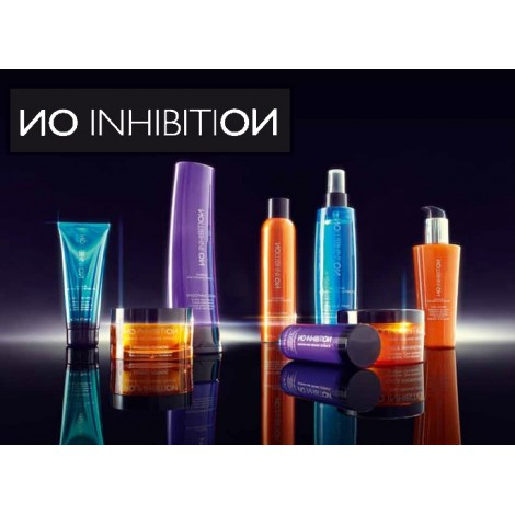 NO INHIBITION Volumizer Hairspray Лак за обем на косата с мемори ефект 400ml