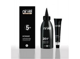 Nirvel Professional Men Hair Colour Cover Grey Hair Професионална боя за мъже без амоняк 30ml..