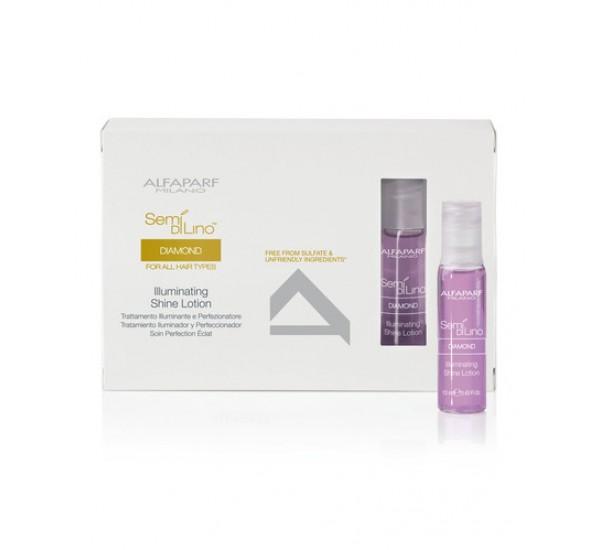 Alfaparf Illuminating Shine Lotion Лосион за обем и блясък на косата 12X13ml