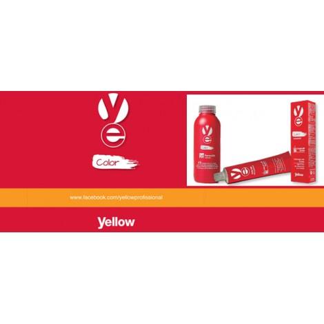 Професионална боя за коса  Alfaparf  Yellow 100ml + 150ml oксидант