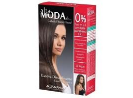 Alta Moda Професионална терапия за термично изправяне на всички видове коса  в 3 стъпки..