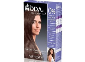 Alta Moda Професионална терапия за термично изправяне на увредени коси в 3 стъпки..