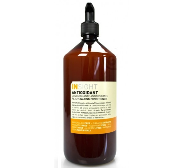 Rolland Insight - ANTIOXIDANT Rejuvenating Conditioner Балсам за уплътняване на косъма 900мл.