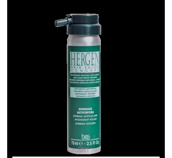 BES Hergen Anti-dandruff peeling Пилинг за премахване на пърхота 75ml