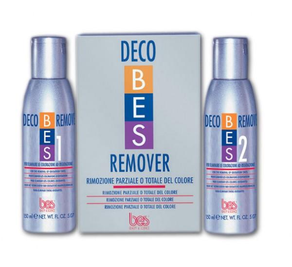 BES Deco Bes Remover - Ремувър за боя за коса - 300ml