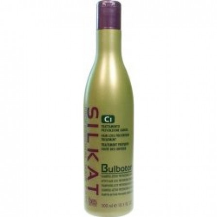 BES Silkat Bulboton Active Hair Loss Prevention Shampoo Шампоан Против Косопад И За Стимулиране Растежа На Косата 300ml