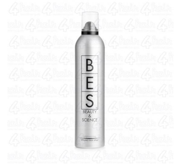 BES Professional Hair Fashion Styling Hair Sray Лак за коса силна фиксация 400ml