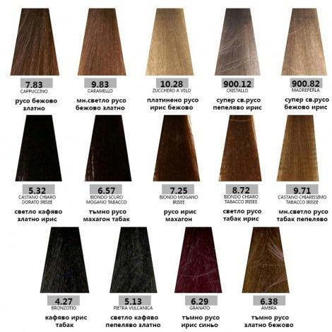 Боя за коса Бес Bes HI FI 100мл +100мл оксидант