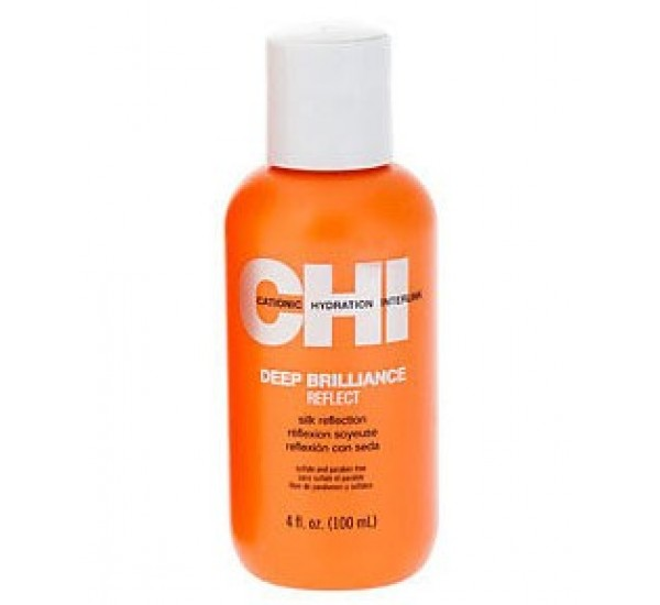 CHI Deep Brilliance Reflect Silk Reflection Серум с копринени протеини 100ml