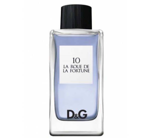 D&G Anthology La Roue de La Fortune 10 Dolce&Gabbana edt 100ml Тестерна опаковка