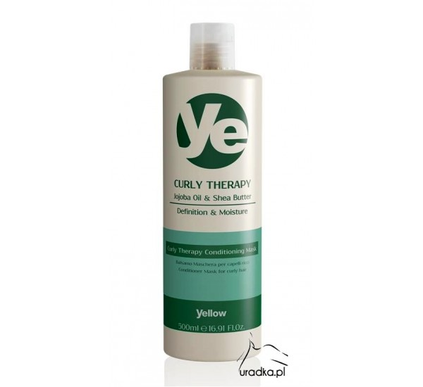 Alfaparf Ye Curly Therapy Conditioning Mask Балсам - маска за къдрава коса 500ml.