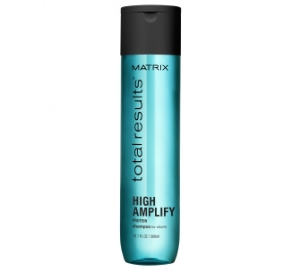 Matrix Total Results High Amplify Shampoo Професионален шампоан за обем за финна и слаба коса 300ml