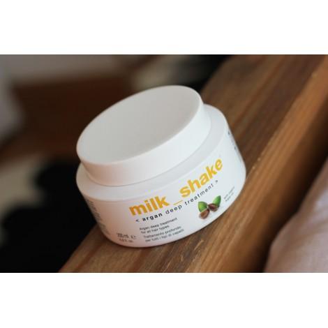 Milkshake ARGAN OIL DEEP TREATMENT Арганово възстановяване за коса 200ml