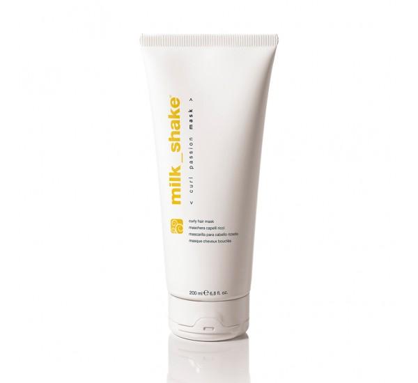 Milkshake CURL PASSION CURLY HAIR MASK Професионална маска за чуплива и къдрава коса 200ml