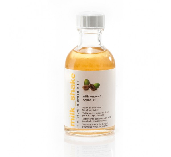 Milkshake GLISTENING ARGAN OIL  Арганово масло 50ML