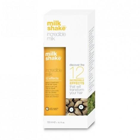 MILKSHAKE INCREDIBLE MILK – 12 EFFECTS Плодово мляко за коса с 12 ефекта 150ml