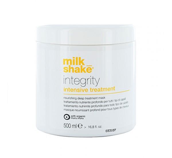 Milkshake INTEGRITY INTENSIVE TREATMENT Интензивна подхранваща маска 500ml