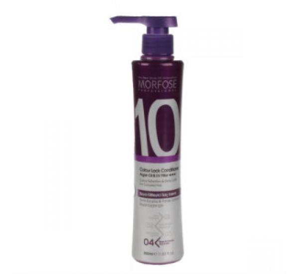 Morfose 10 Color Lock Conditioner Професионален бласам за боядисана коса 350ml