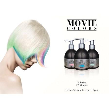 Bes Movie Colors Професионални оцветители за коса 170ml
