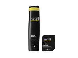 Nirvel Color Remover Лосион за почистистване на боята по кожата след боядисване 250ml..