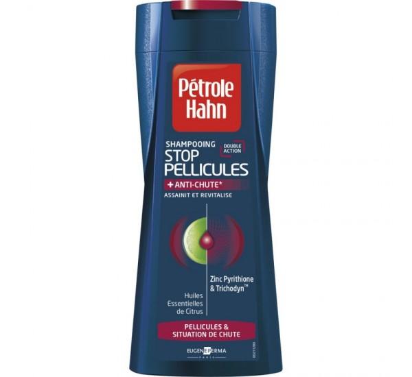 Petrole Hahn Професионален шампоан за коса с двойно действие против пърхот и косопад 250ml